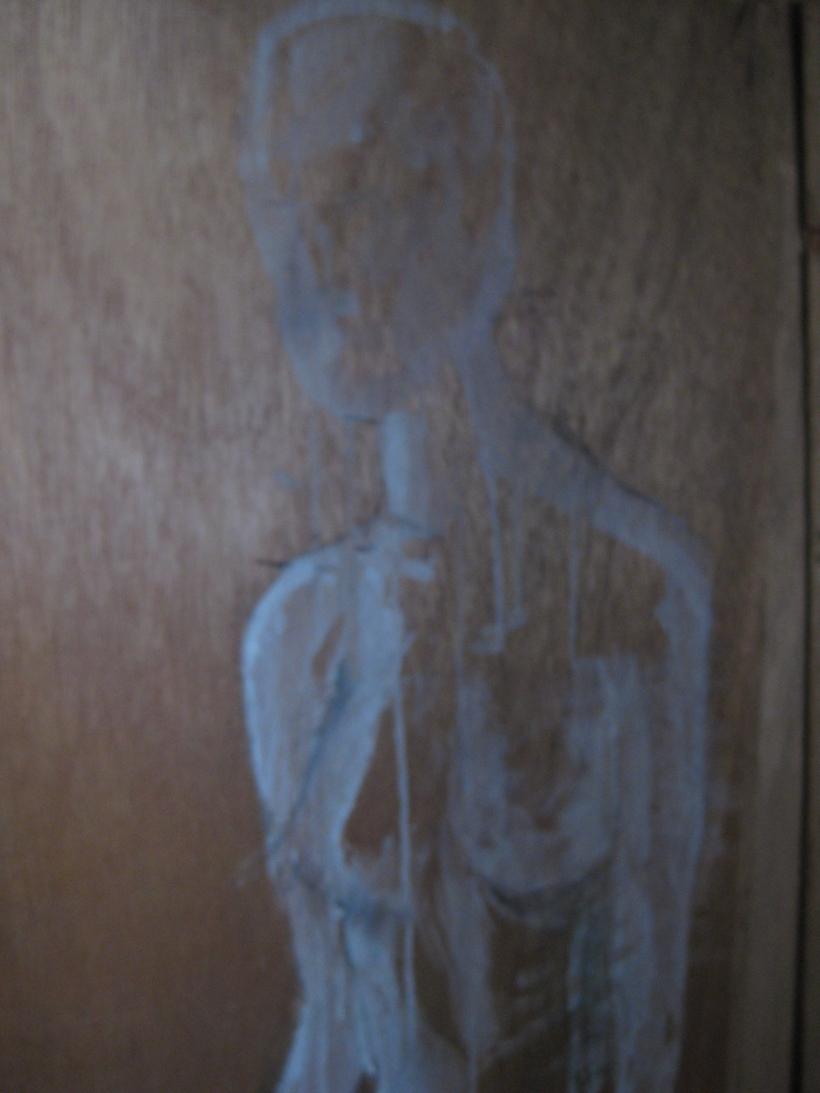 portrait of a woman david cox melbourne